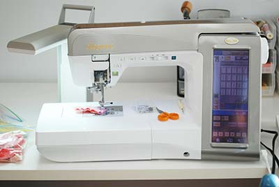 Baby Lock sewing/embroidery machine