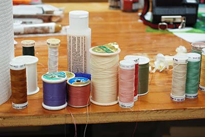 thread spools