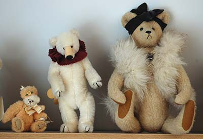 alpaca bear, polar bear, old fashioned bear