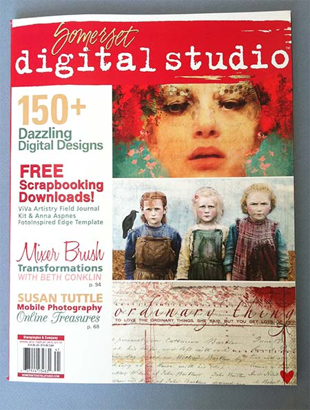 Somerset Digital Studio Spring 2014 issue