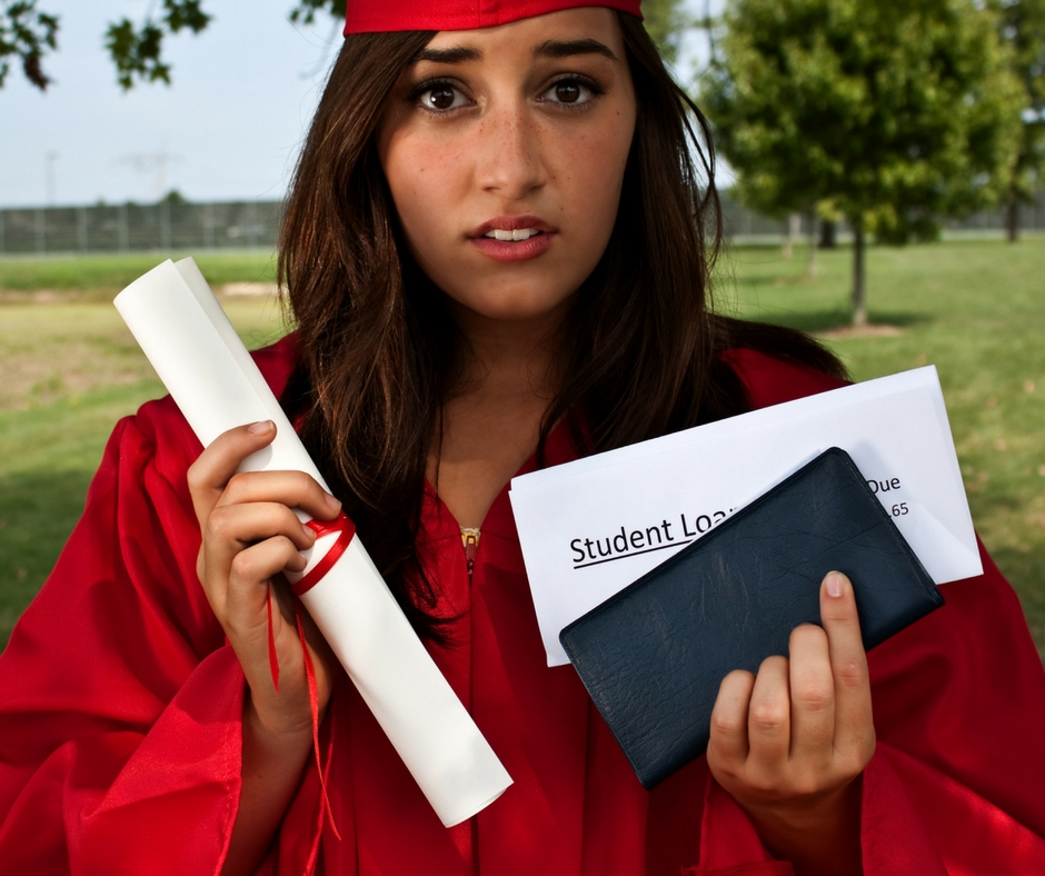 financial planning student loan debt