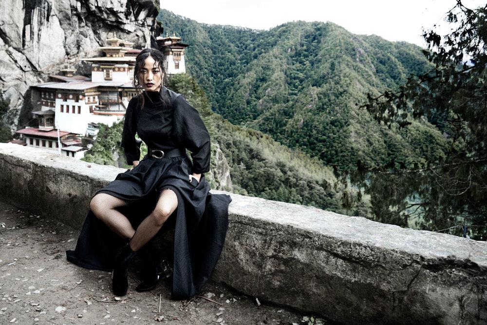 1 Taktsang Monastery, Bhutan - Ketho Leno Kense for Harper's Bazaar.jpg