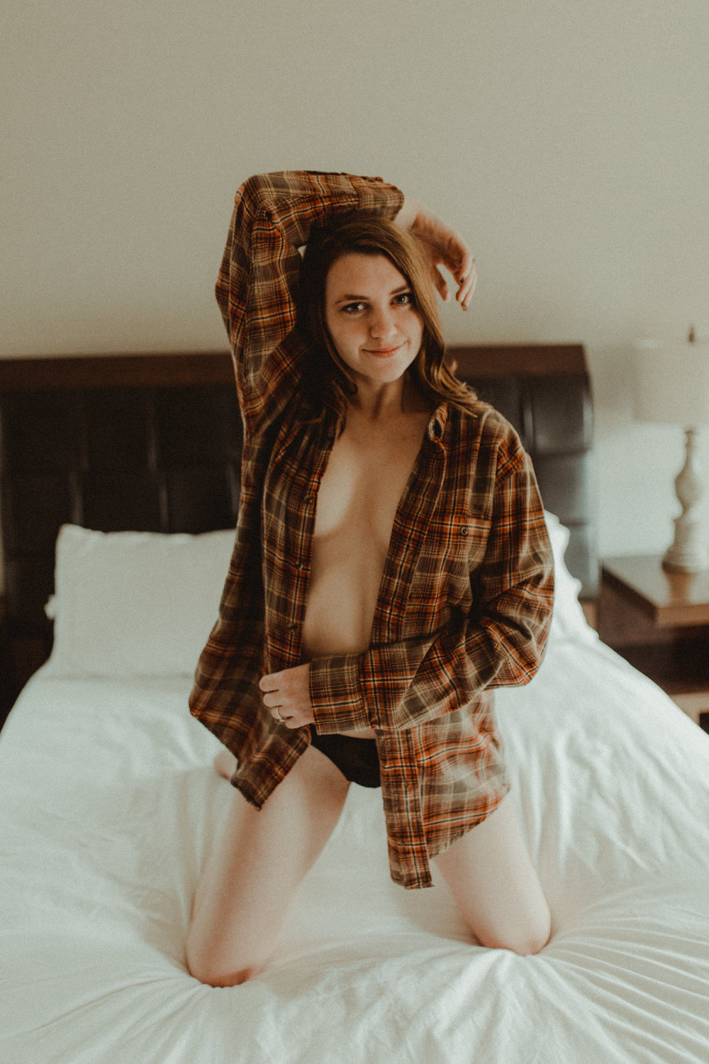 Seattle Boudoir Photographer - Portland Boudoir Photography - Seattle Bridal Boudoir - Seattle Wedding Photographer - Las Vegas Boudoir Photographer - In-Home Boudoir Session - Empowerment - Beautiful - Independent - Self-love - Modest Boudoir