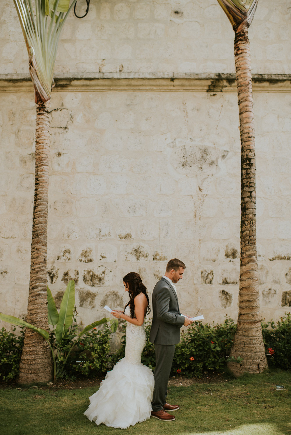 """BEST WEDDING PHOTOGRAPHER EVER""  Kamra shot both our engagement and wedding photos and we could not be happier! After initially scheduling with her, we changed our wedding date and location from a small town wedding in Washington in September, to a destination wedding in Punta Cana, Dominican Republic in July and she was more than willing to work with us to fit our now International destination into her busy schedule. This was the first time my husband and I had professional photos taken so we were a little nervous, but she made us both feel comfortable and made the experience a ton of fun!! Not only was Kamra great to travel with (she's so nice!), but our beach wedding photos turned out absolutely stunning! She even woke up at 4am on the day of our wedding to take sunrise photos on the beach! I completely recommend Kamra as a photographer for your wedding! She's going to make you feel comfortable, she's extremely responsive to anything you may need, provides great insight, and she's going to deliver stunning photos.   Thank you, Kamra!  - Amanda + Sean, 2018, Punta Cana, Dominican Republic"