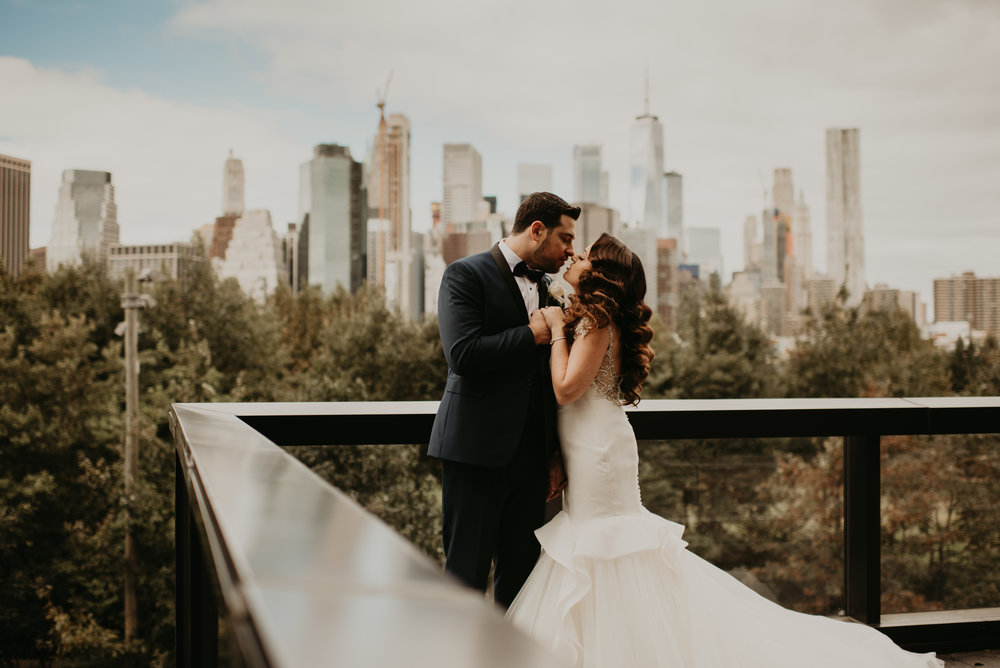 Kira + Mitchell - Brooklyn, NYC, New York Wedding - Kamra Fuller Photography-1.jpg