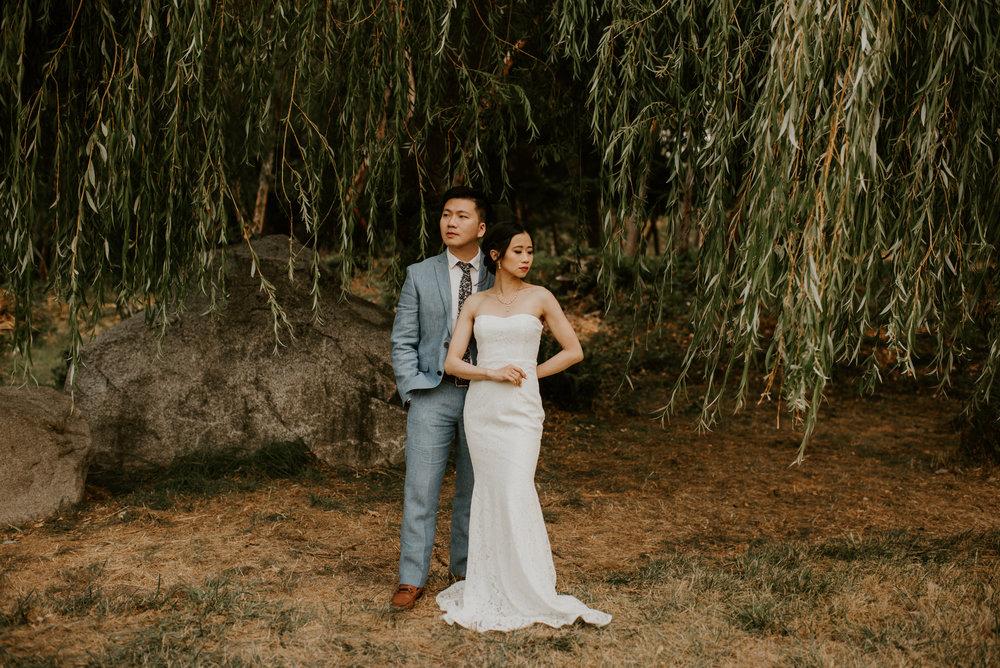 Janita + Jonathan Elopement - Vashon Field and Pond, Vashon Island, WA - Kamra Fuller Photography - Seattle Wedding Photographer -423.JPG