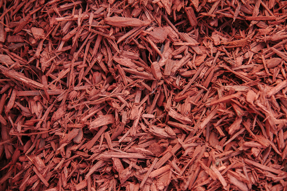 Processed Wood Mulch