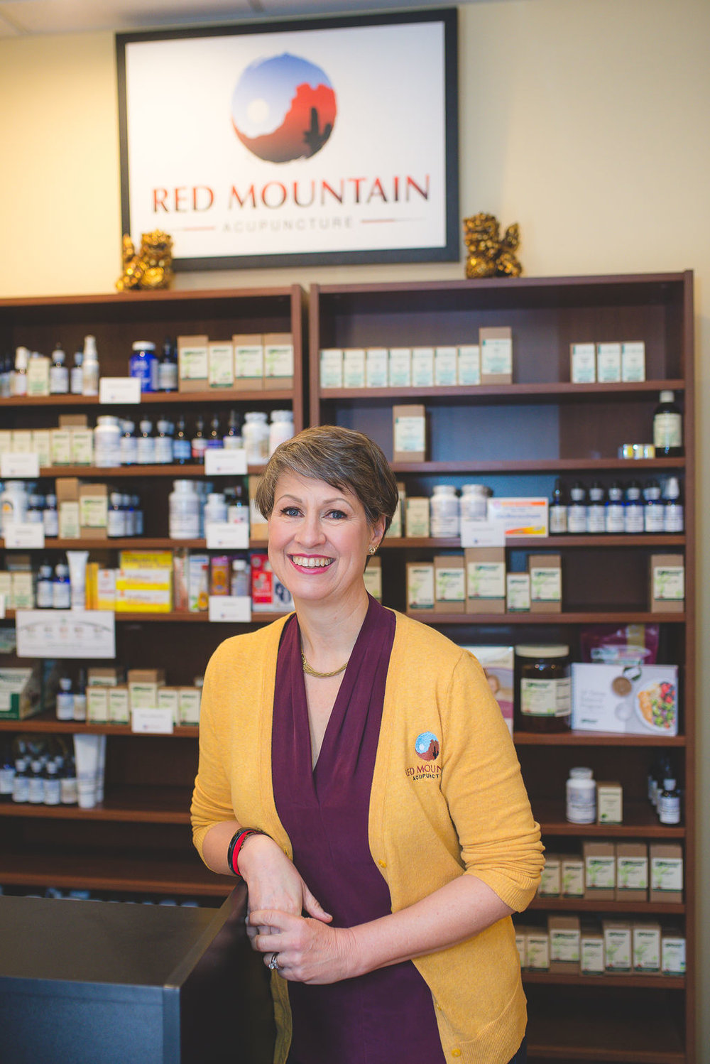 Natascha Hebell, L.AC, MSOM, HHP (Owner/Red Mountain Acupuncture) - pHOTO BY sARAH hOAG pHOTOGRAPHY