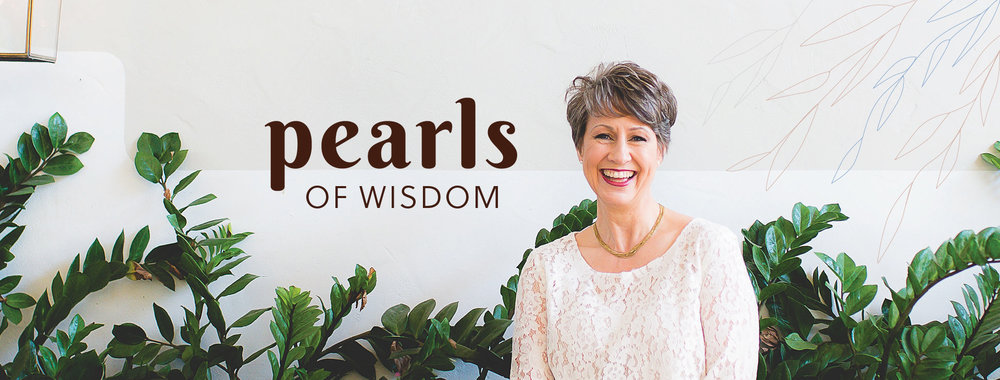 "Click to access Natascha's free resource center: ""pearls of wisdom"""