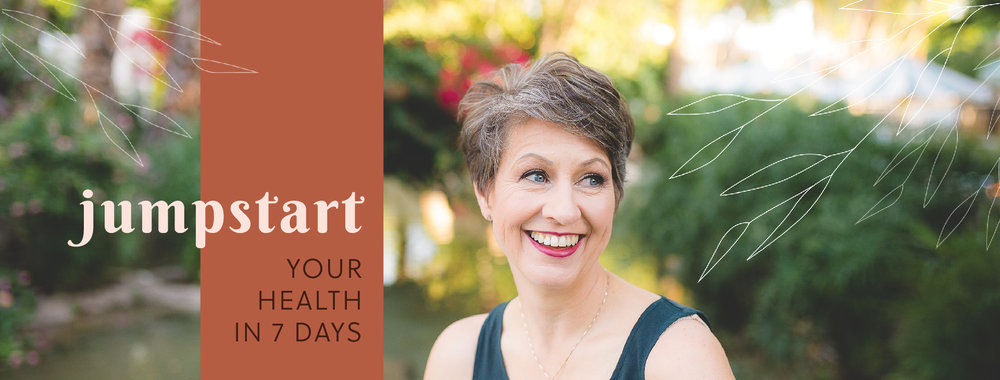 Click to access Natascha's free mini course: jumpstart your health in 7 days