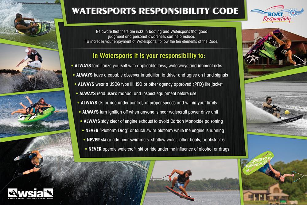 WSIA Responsibility Code
