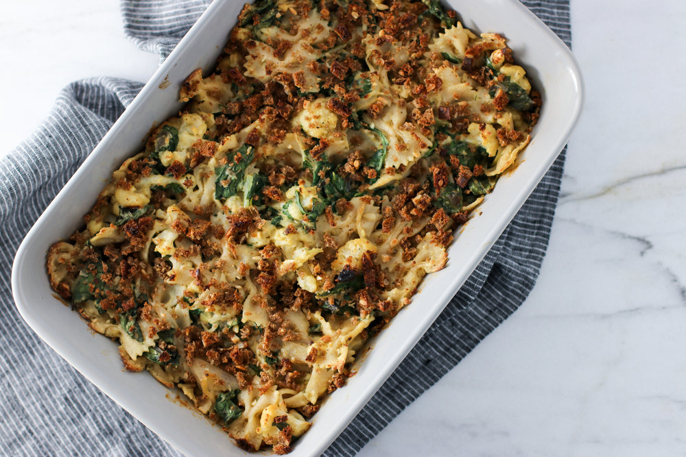 Cauliflower and Swiss Chard Pasta Bake 3.jpg