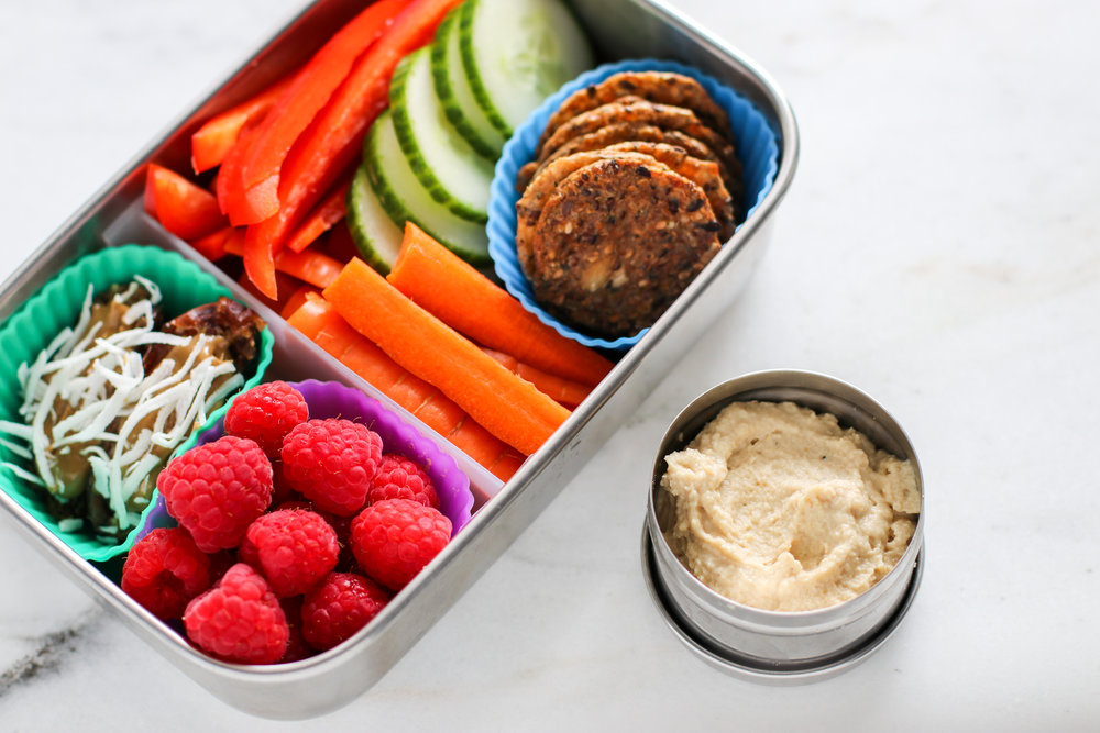 Easy, Healthy Back to School Lunchbox Ideas for Kids