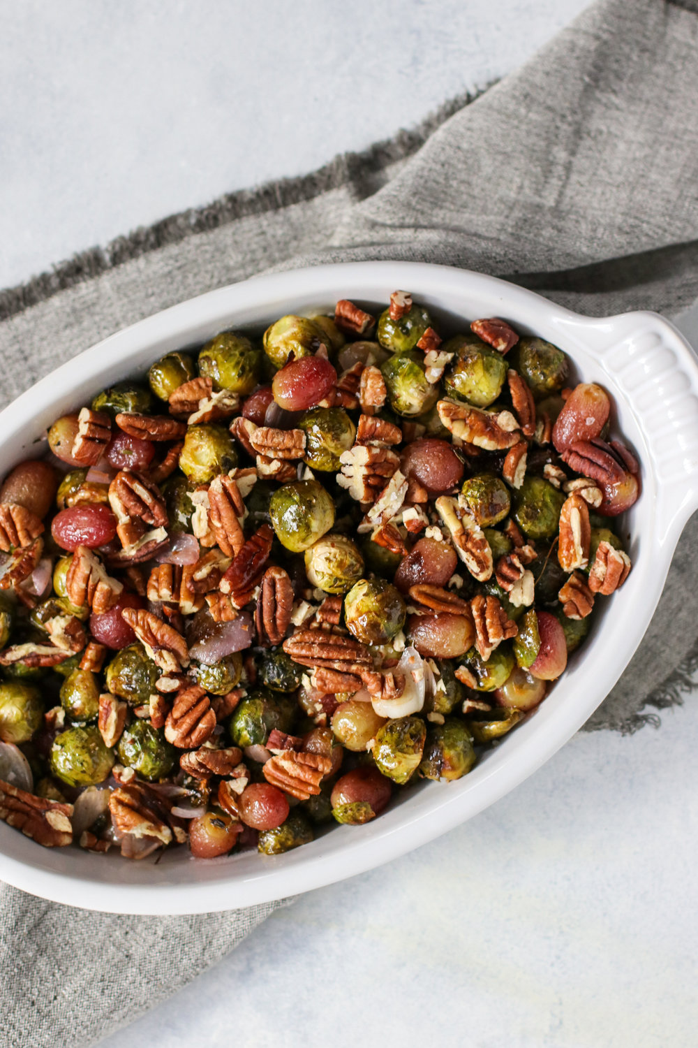 Thyme Roasted Grapes and Brussels Sprouts with Pecans and Sherry Vinegar 2.jpg