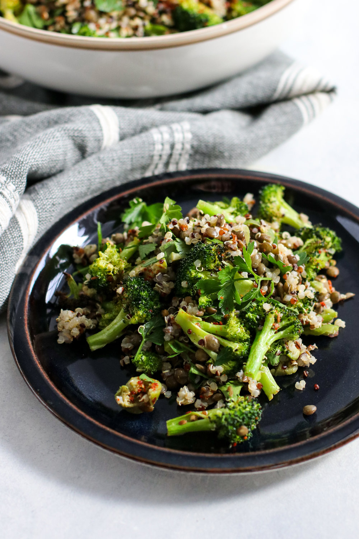 Roasted Broccoli Lentil Quinoa Salad 2.jpg