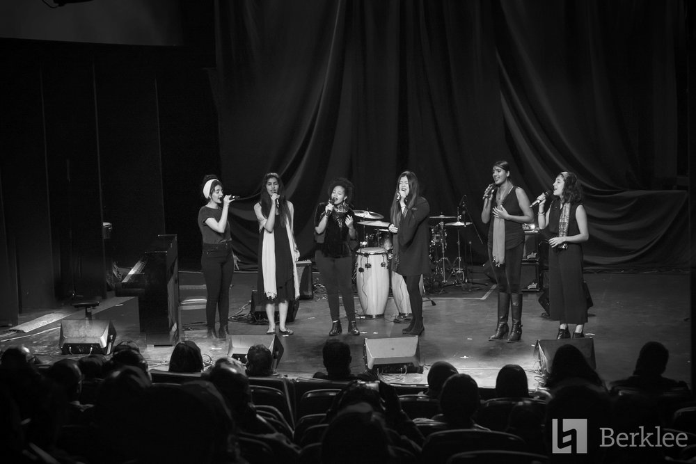 Fall 2018 | Berklee Vocal Ensemble | Sala Russafa, Valencia, Spain