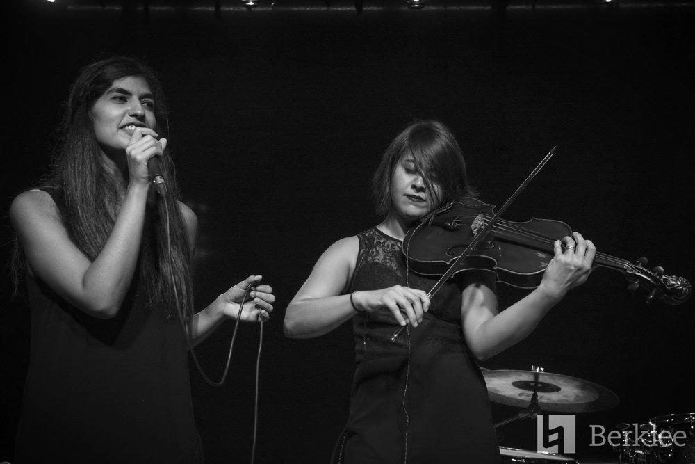 Fall 2018 | Berklee Showcase | Veles e Vents, Valencia, Spain