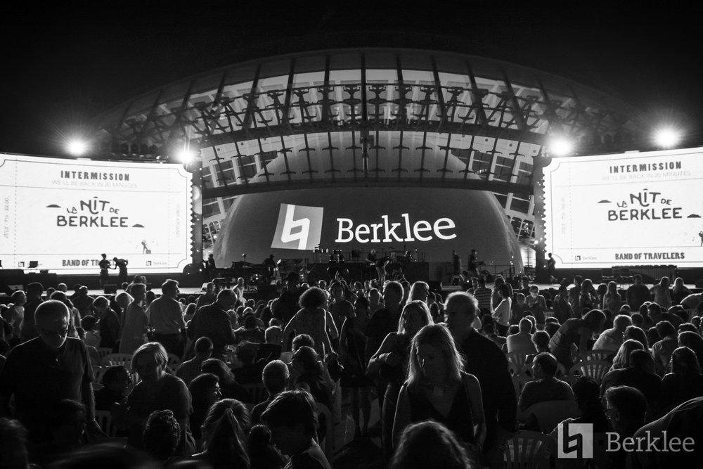 La Nit de Berklee, July 2018
