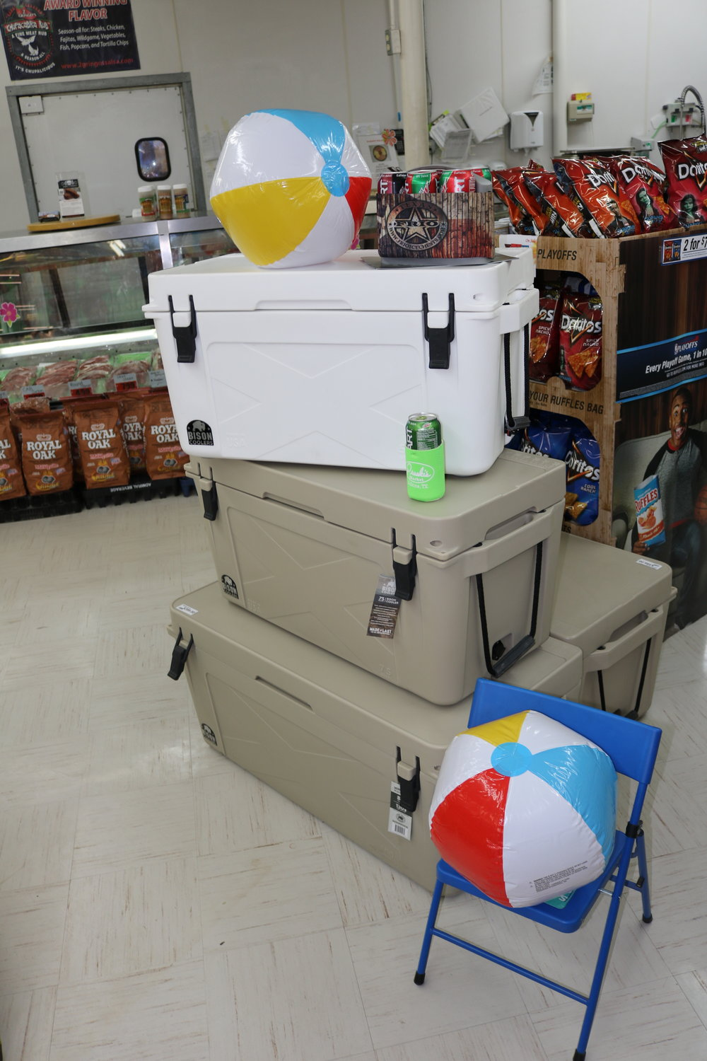 BISON COOLERS! - Our Coolers are selling fast so stop in to get dad what he really wants for Father's Day!