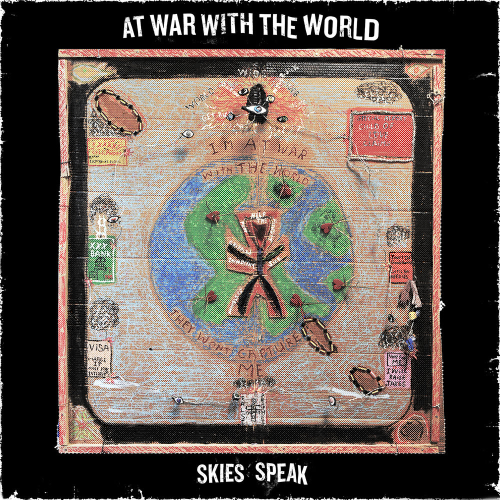 At War With The World Album Cover