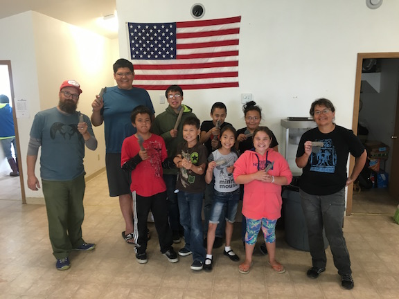 Newhalen youth day camp