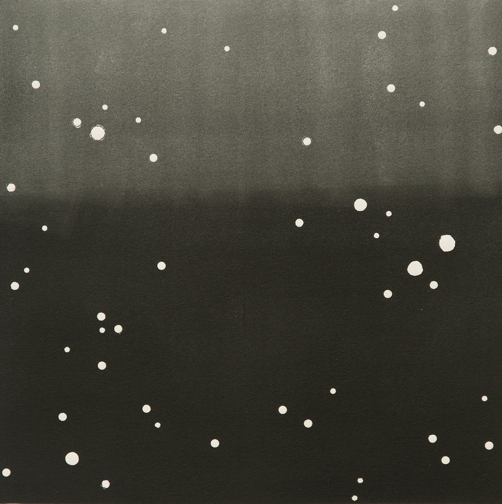 Night Sky. E.V. 1/7