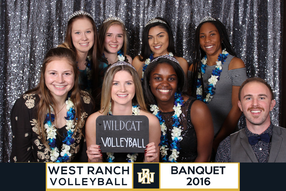 West Ranch Girls Volleyball Banquet 11/29/16 →
