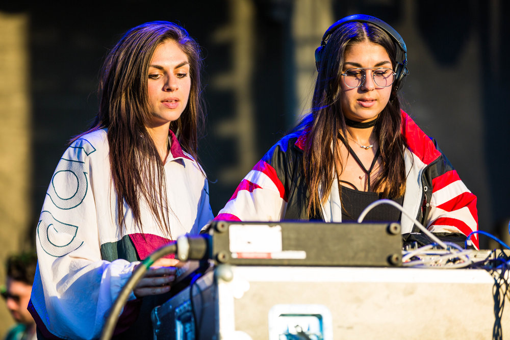 Krewella at Love Loud Festival 2017 →