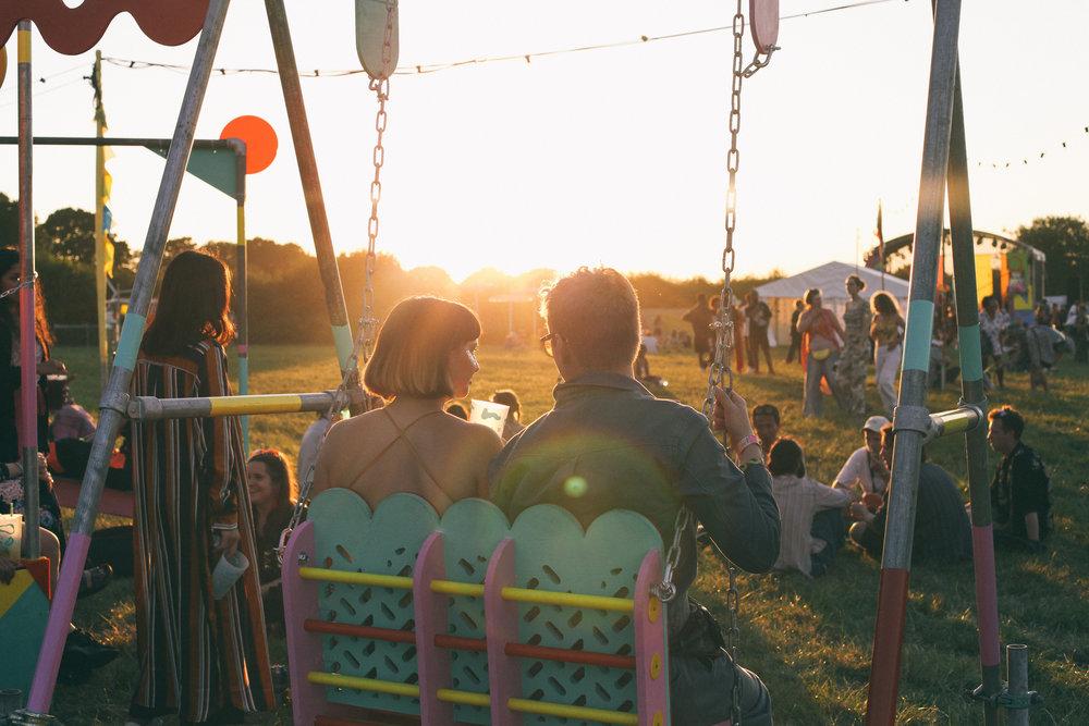 Brainchlid Festival - lovelier every year.