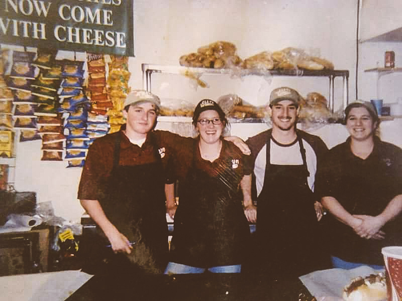 all v's sandwich shop family owned and operated since 1977.