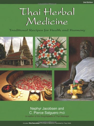 Thai Herbal Medicine Book