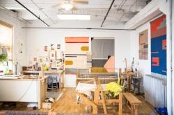 Studio Visit with Dee Clements of Chicago's Herron Studio