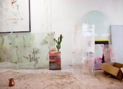 Studio Visit with artist Heidi Norton