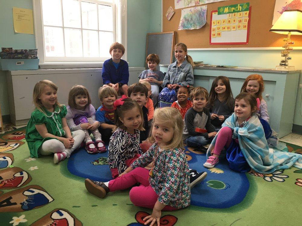 preschool in richmond va mystery reader surprises presbyterian preschool 430