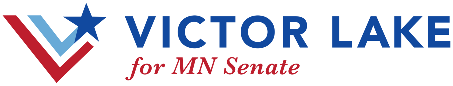 Victor Lake for MN Senate