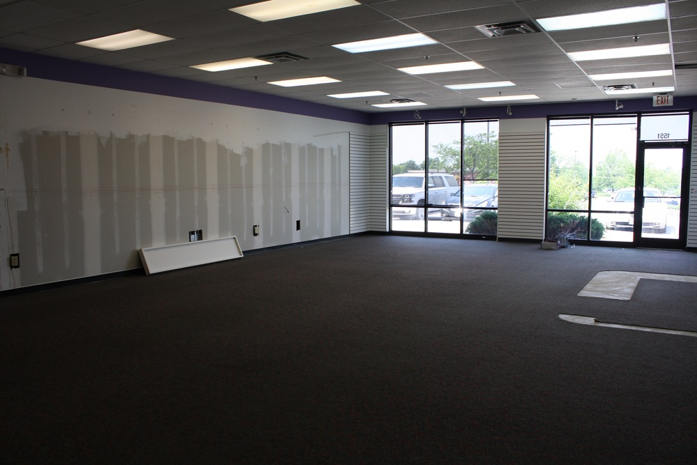 Show Room & Reveal Areas