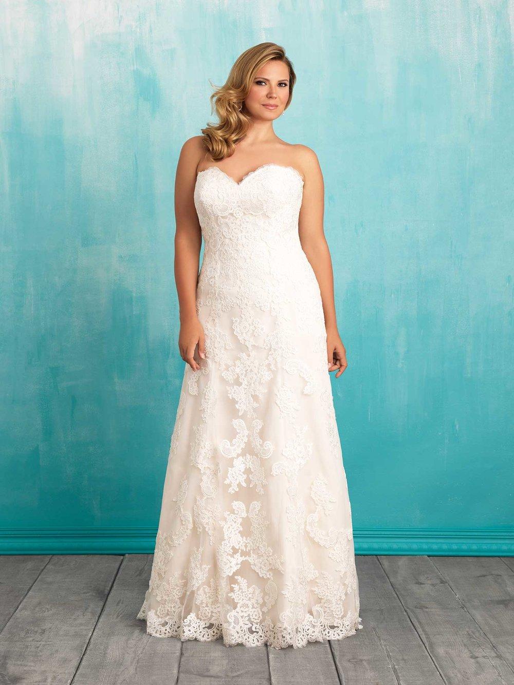 Allure Bridal W370