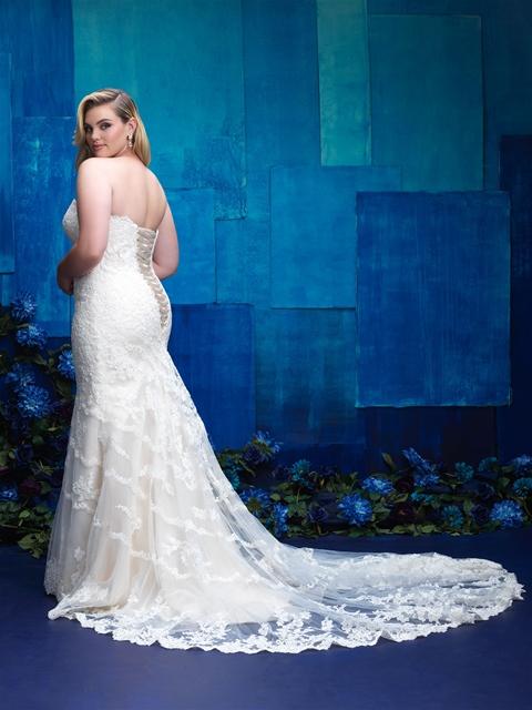 Allure Bridal W391