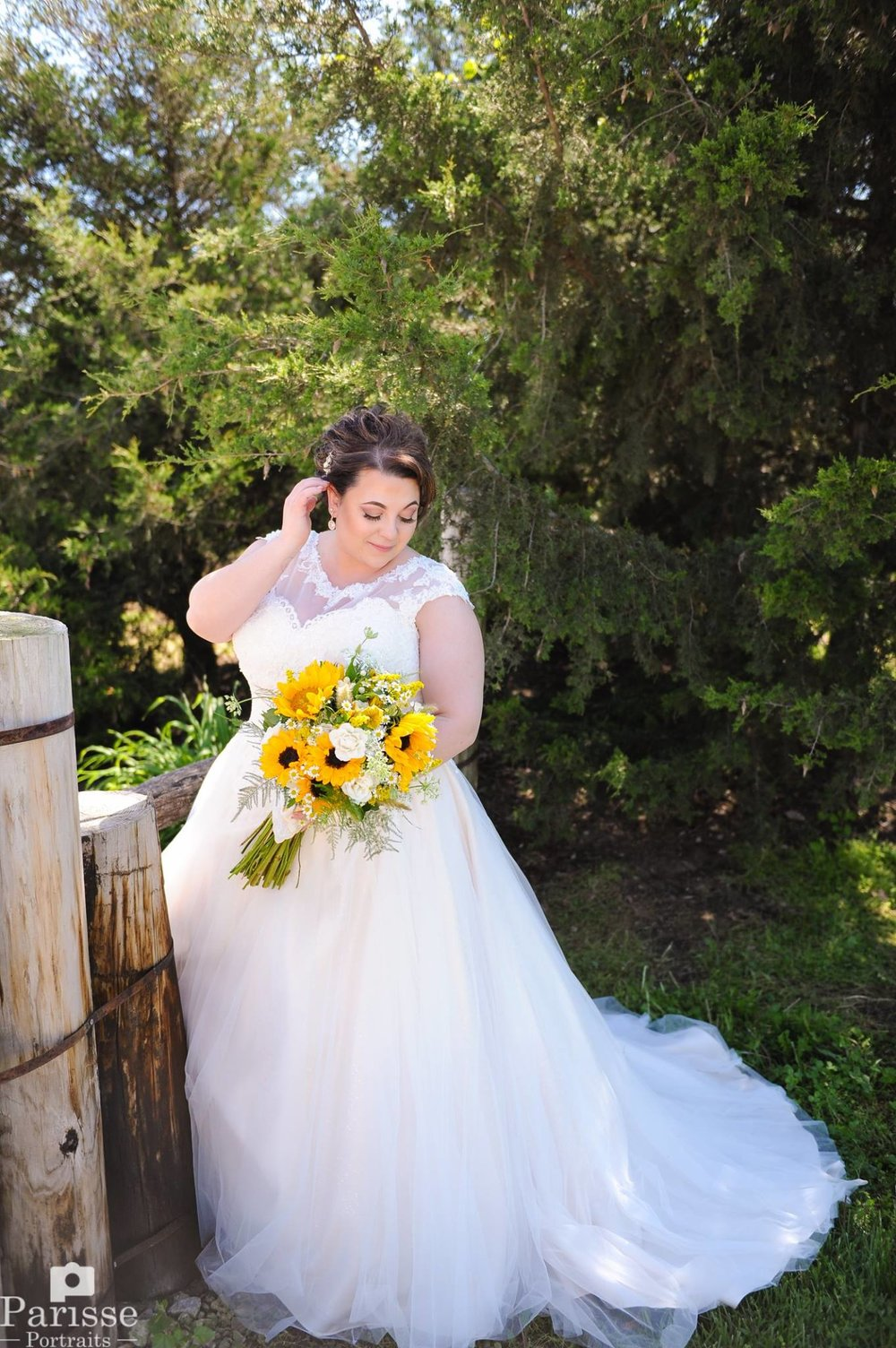 Plus Size Wedding Dress Kansas City | Plus Size Bridal Salon | All My Heart Bridal