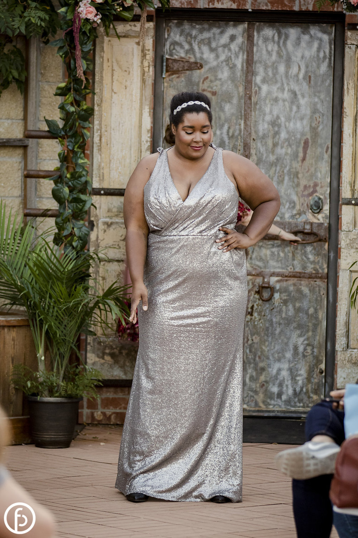 Plus Size Bride Kansas City | All My Heart Bridal