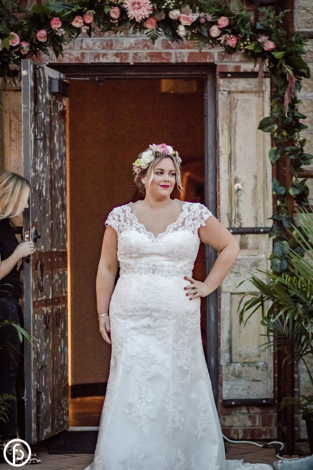 Plus Size Bride Kansas City | All My Heart Bridal