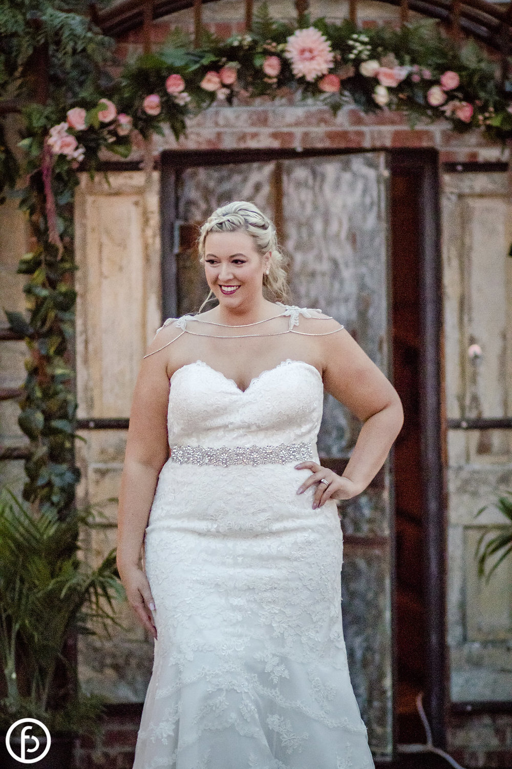 Plus Size Wedding Dress Kansas City | All My Heart Bridal