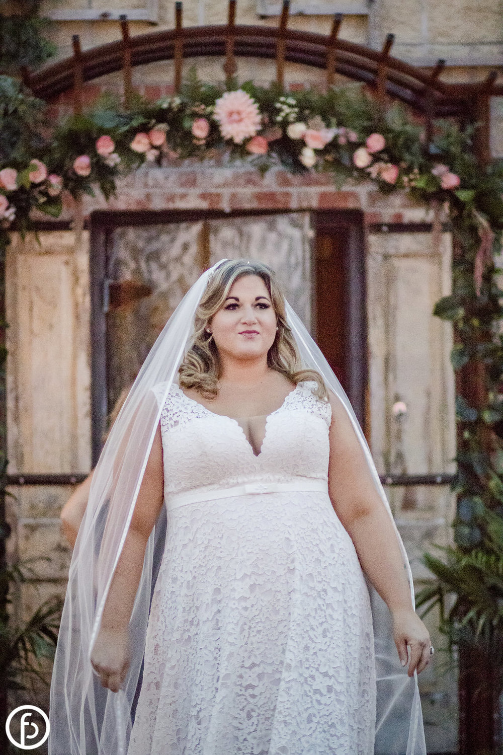 Plus Size Bride Kansas City