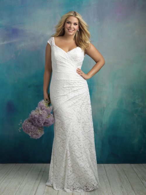 Plus Size Wedding Gowns | All My Heart Bridal — Plus Size Wedding ...