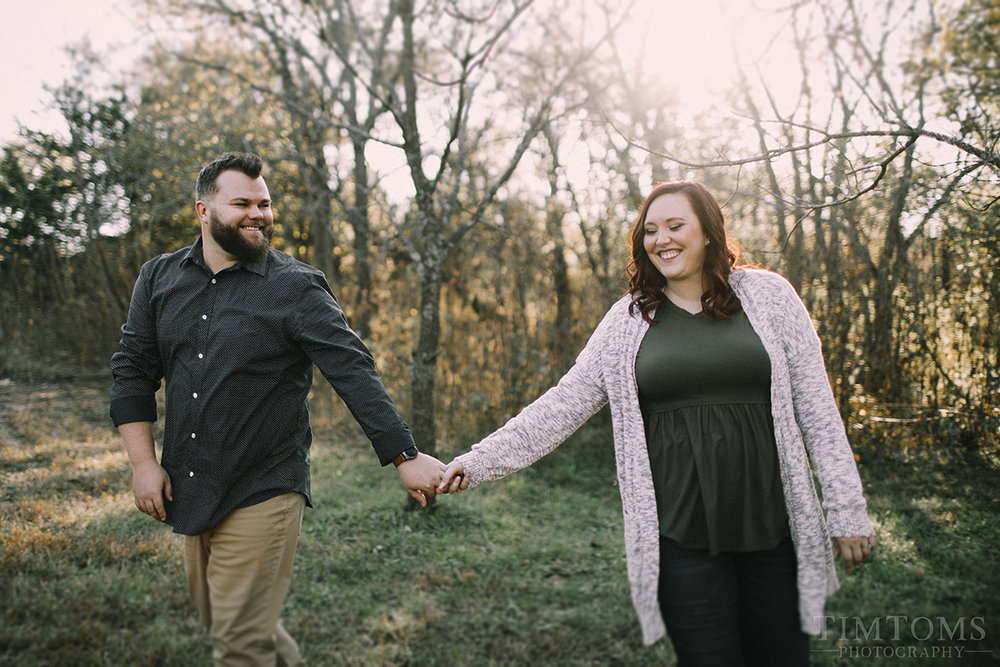 Miranda and Bart Engagement