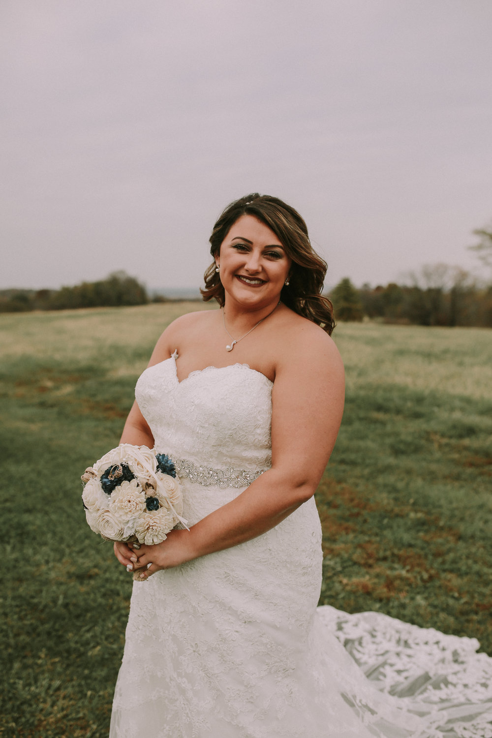 Plus size wedding gowns all my heart bridal real wedding affordable wedding dresses kansas city ombrellifo Gallery