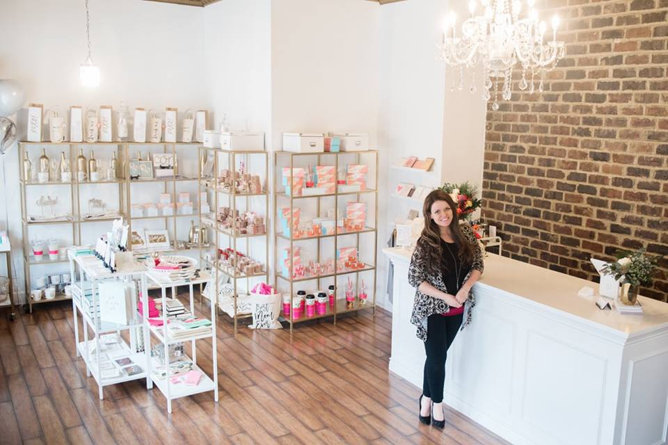 Stephanie Hopkins | Owner of Pretty + Planned