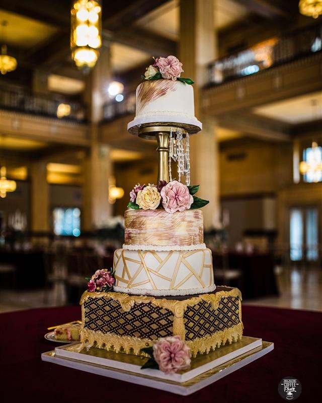 Sherrie's Cake Magic | Photo by Black Coffee Photo