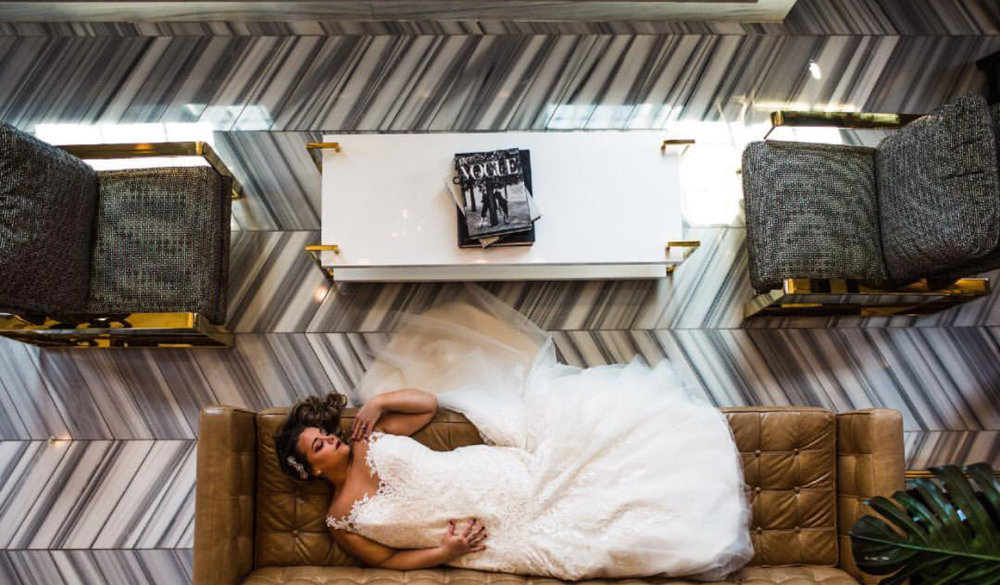 Grand Hall Styled Shoot with Black Coffee Photo