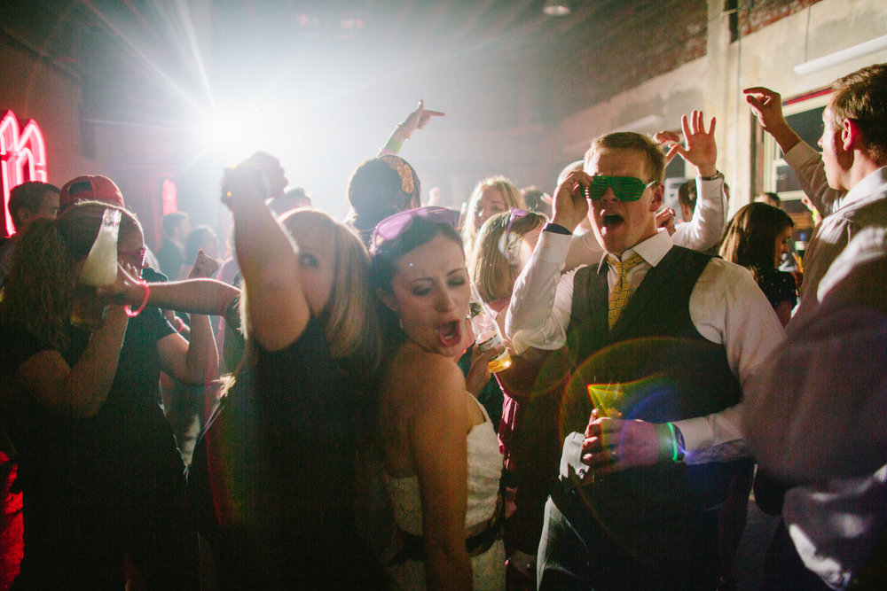 Wedding Reception | Levity Events
